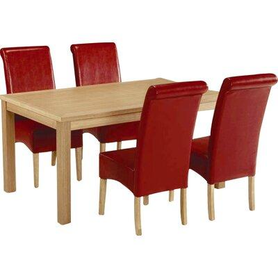 All Home Lardon Dining Table