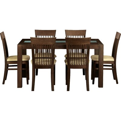 All Home Rafael Dining Table and 6 Chairs