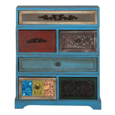 All Home Nantes 6 Drawer Chest