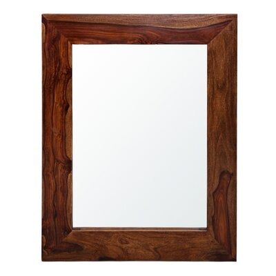 All Home Oslo Rosewood Mirror