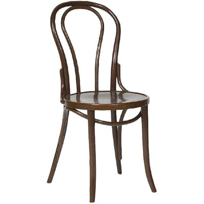 All Home Sutton Solid Beech Dining Chair