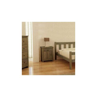 All Home Caribbean Night Stand with Drawer