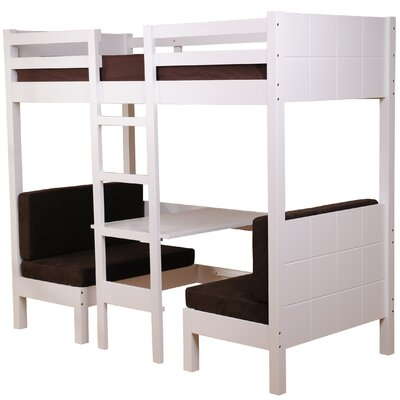 All Home Play Single High Sleeper Bed