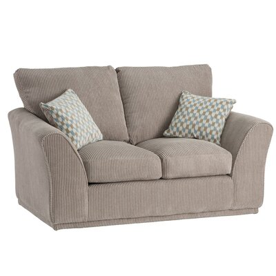 All Home Lively 2 Seater Sofa