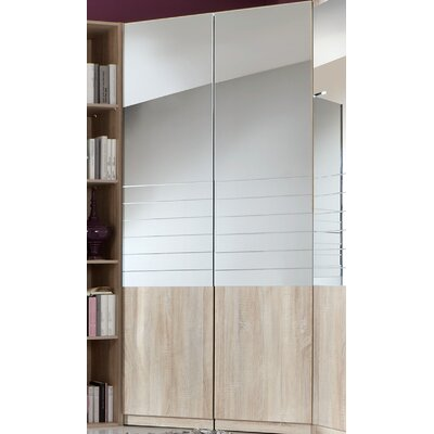 All Home Plus L 2 Door Wardrobe