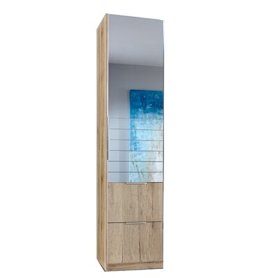 All Home Plus L 1 Door Wardrobe