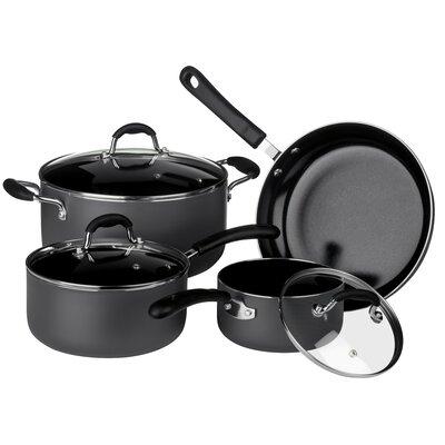 All Home 4-Piece Non-Stick Cookware Set