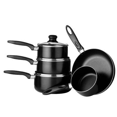All Home 5-Piece Non-Stick Cookware Set