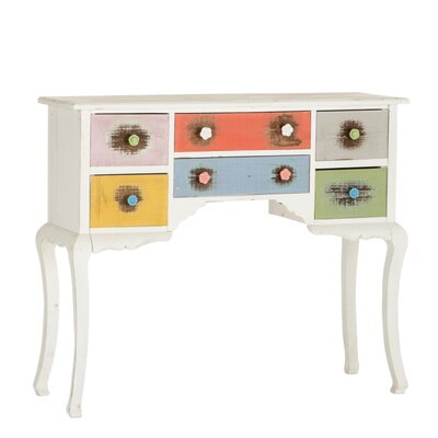 All Home Rhodes Console Table