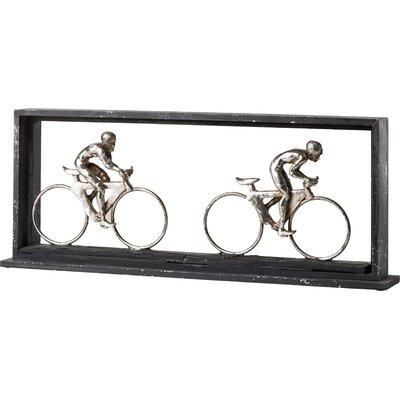All Home Cyclists Figurine
