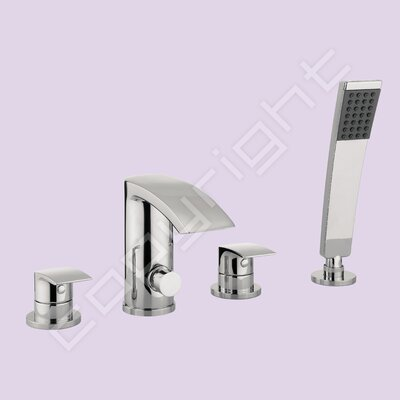 All Home Flow Waterfall Bath Tap