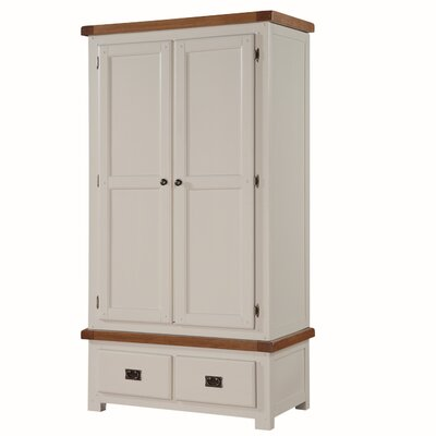 Homestead Living Fertos 2 Door Wardrobe