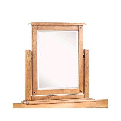 Homestead Living Flutet Rectangular Dressing Table Mirror