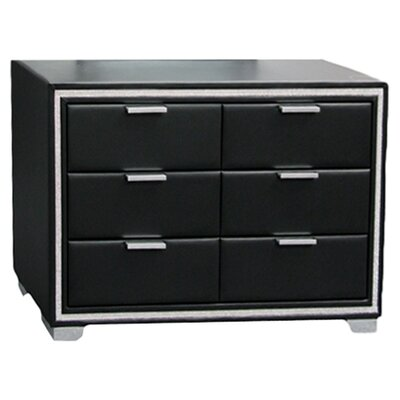 Homestead Living Turati 6 Drawer Chest of Drawers