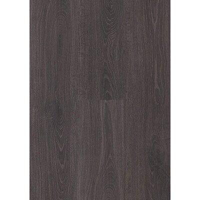Homestead Living 16.7cm x 120cm x 0.8mm Oak Laminate in Anthracite Original