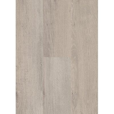 Homestead Living 16.7cm x 120cm x 0.8mm Oak Laminate in Grey Original