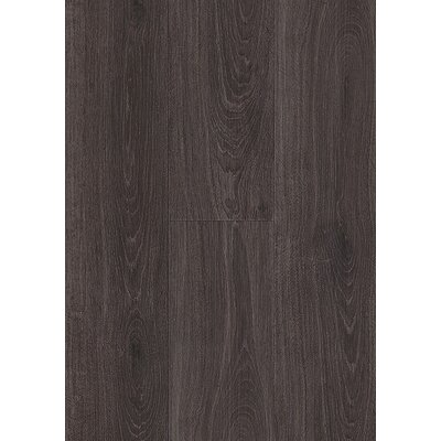 Homestead Living 16.7cm x 120cm x 0.8mm Oak Laminate in Anthracite