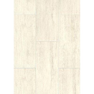 Homestead Living 16.7cm x 39cm Travertine Tile in White