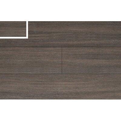 Homestead Living 16.7cm x 120cm x 0.8mm Oak Laminate in Cappuccino