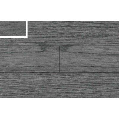 Homestead Living 16.7cm x 120cm x 0.8mm Oak Laminate in Moonlight
