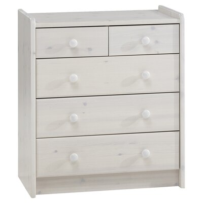 Homestead Living Tot to Teen 5 Drawer Chest of Drawers
