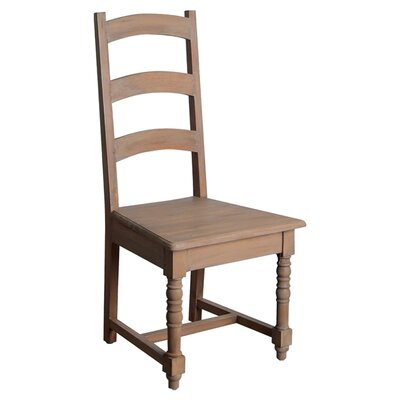 Homestead Living Riba Solid Pine Dining Chair