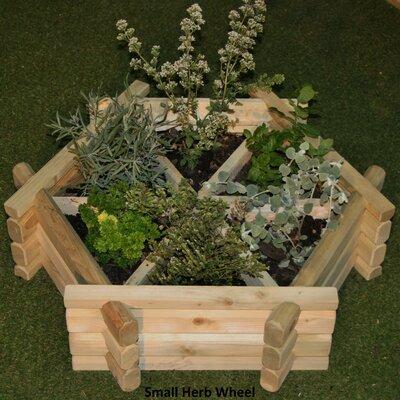 Homestead Living Novelty Raised Garden