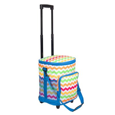 Homestead Living Milbrook Picnic Trolley Cooler