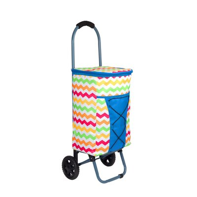 Homestead Living Milbrook Picnic Shopper Cooler