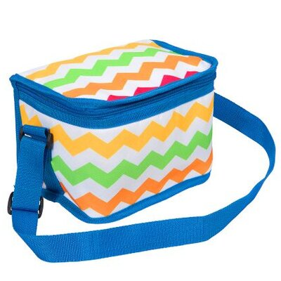 Homestead Living Milbrook Picnic 6 Can Cooler Bag