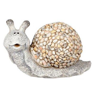 Homestead Living Milbrook Snail Statue