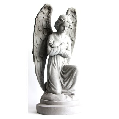 Homestead Living Angel Praying Statue