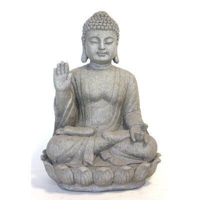 Homestead Living Buddha Tian Tan Statue