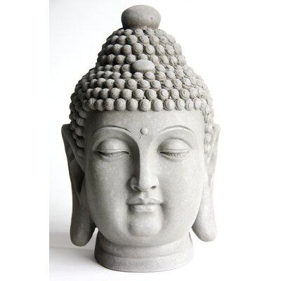 Homestead Living Buddha Head Statue
