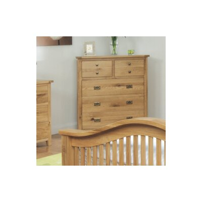 Homestead Living Gramsci 5 Drawer Chest of Drawers