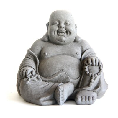 Homestead Living Laughing Buddha Statue
