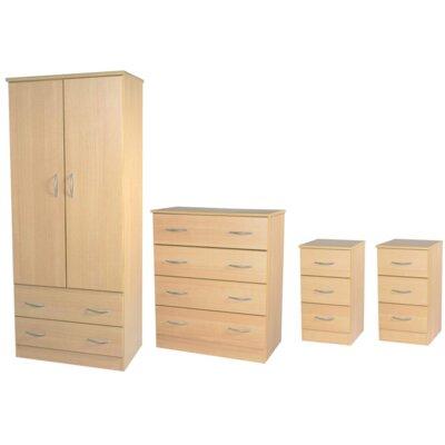 Homestead Living Auhay Bedroom Set
