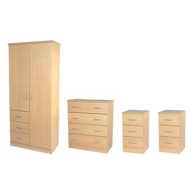 Homestead Living Auhay Bedroom Set