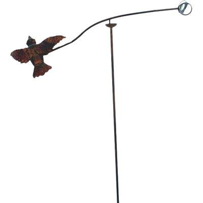 Homestead Living Single Bird Wind Spinner