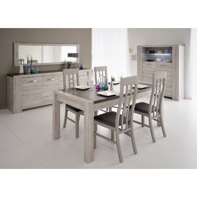 Homestead Living Longford Dining Table in 90 cm W x 180 cm L