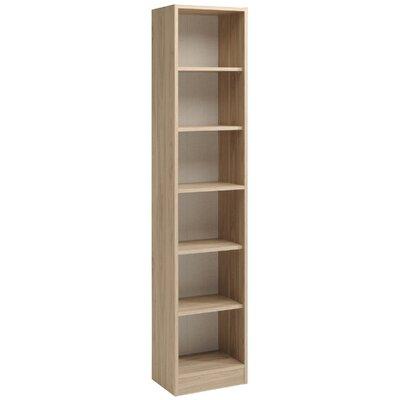 Homestead Living Hazelbrook Tall 198.1cm Standard Bookcase