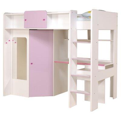 Homestead Living Avai High Sleeper Bunk Bed