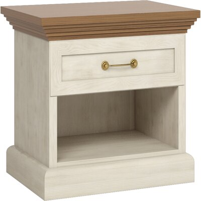 Homestead Living Scariff 1 Drawer Bedside Table