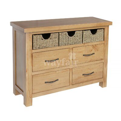 Homestead Living South Hero 4 Drawer Chest of Drawers