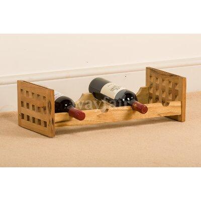 Homestead Living 8 Bottle Wine Rack