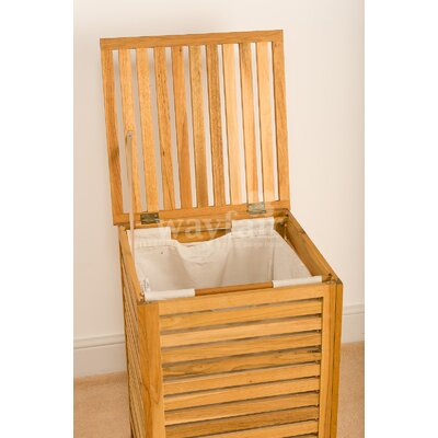 Homestead Living Laundry Basket with Lift Out Cloth Bag