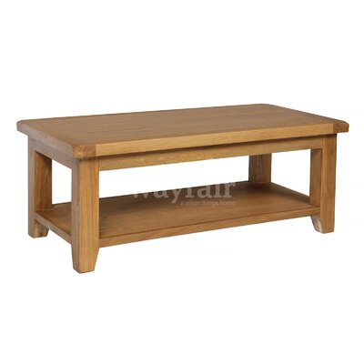 Homestead Living Inisraher Coffee Table with Magazine Rack