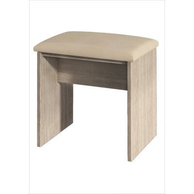 Homestead Living Prince Charles Wood Dressing Table Stool