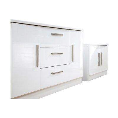 Homestead Living 2 Door 3 Drawer Sideboard