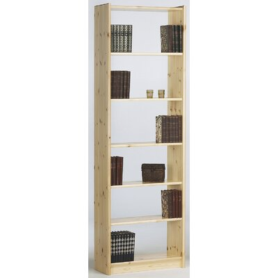 Homestead Living Axel Tall Narrow 205cm Standard Bookcase